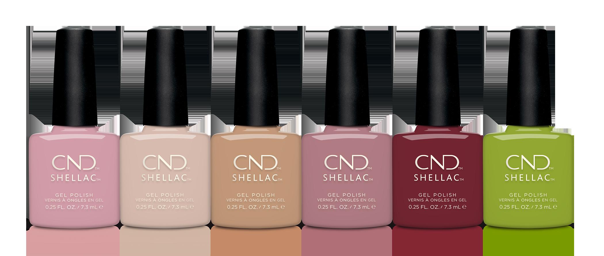 CND Autumn Addict