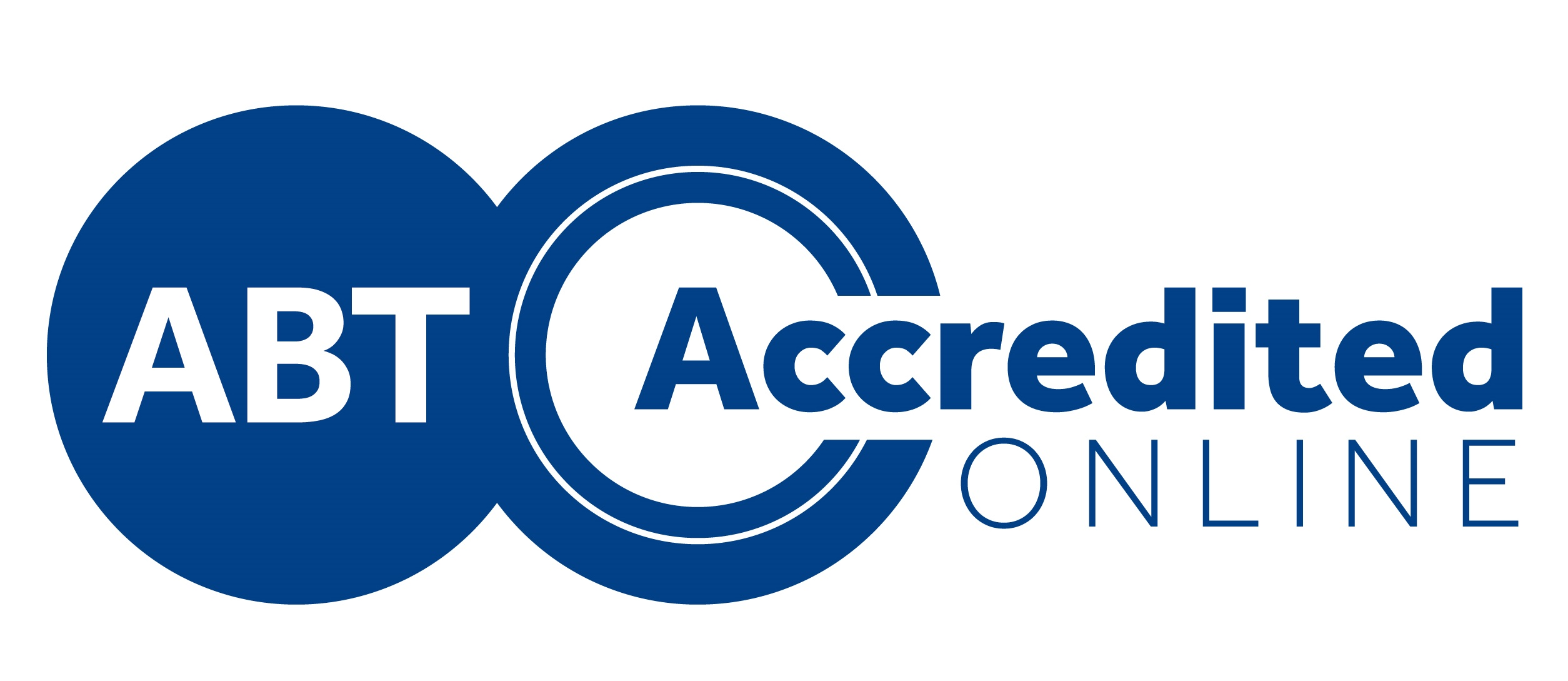 ABT Online Accredited Logo