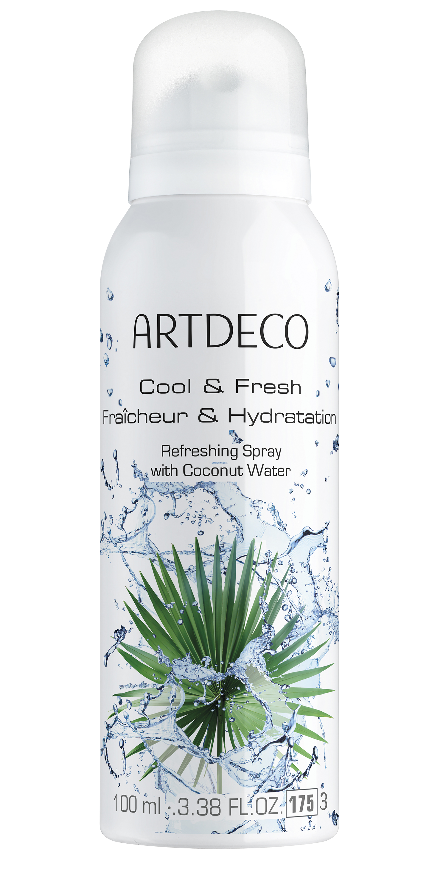 artdeco Cool & Fresh Refreshing Spray With Coconut Water