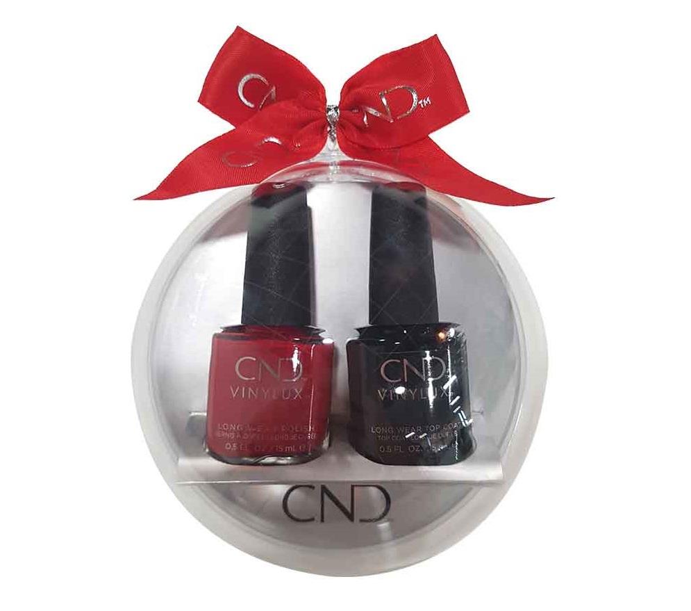 CND™ Vinylux™ Christmas Baubles