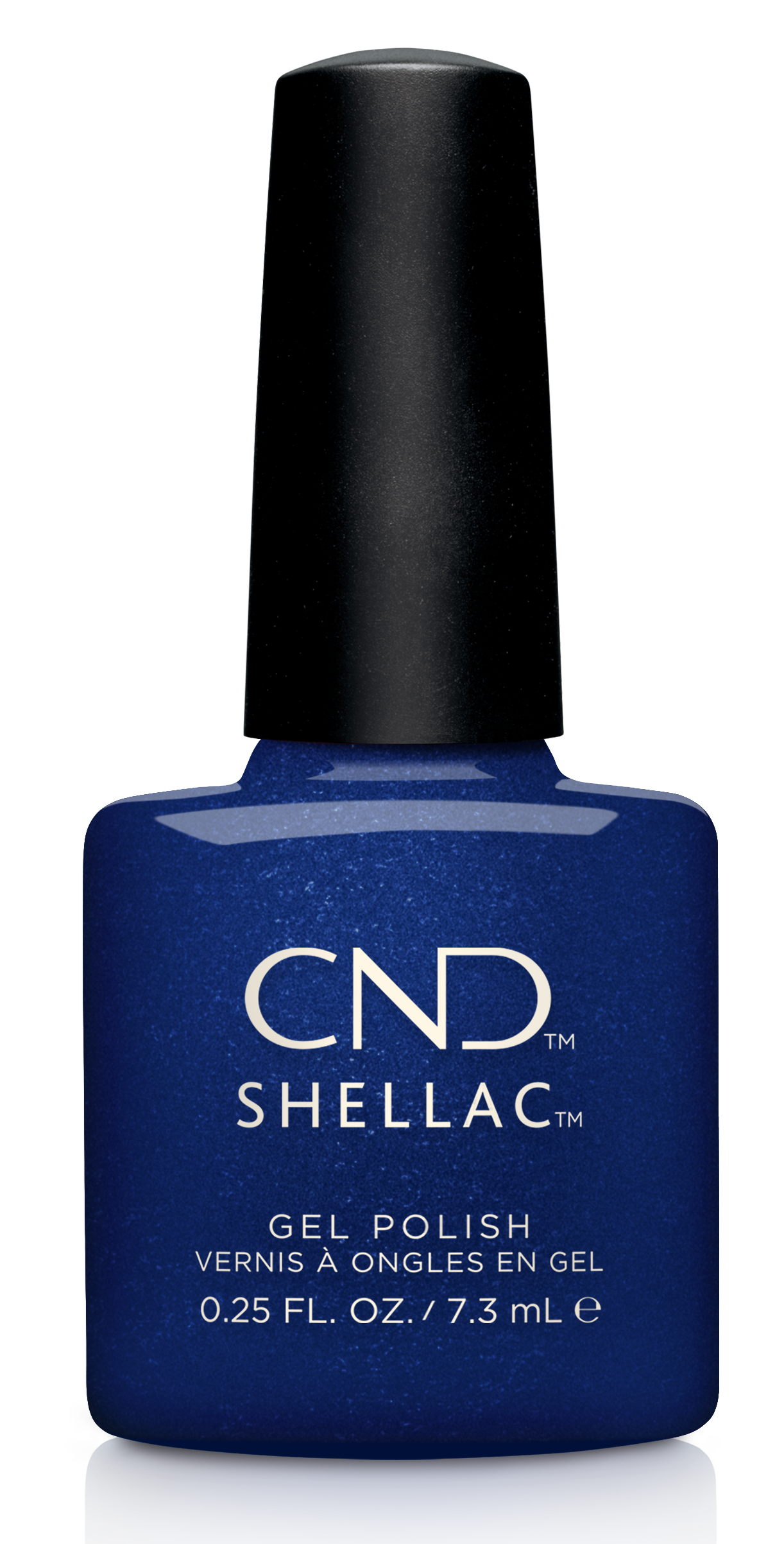 Sassy Sapphire CND Crystal Alchemy collection
