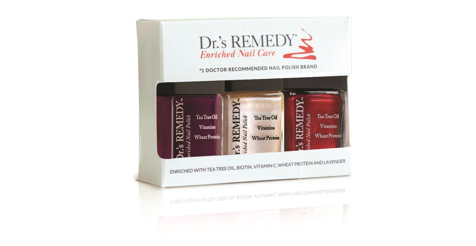 Dr.'s REMEDY Christmas Tipple Gift Set