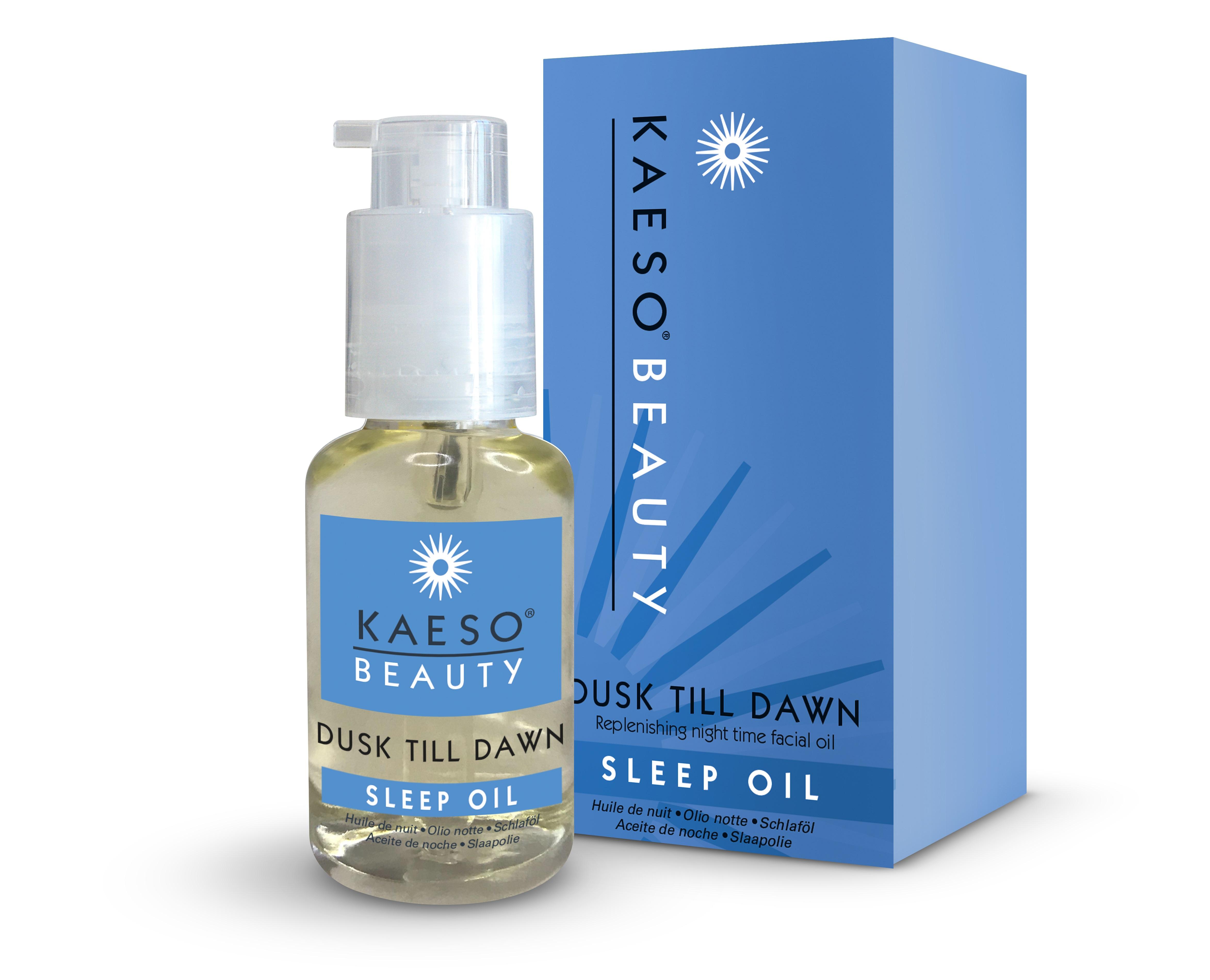 Kaeso Dusk Till Dawn Sleep Oil