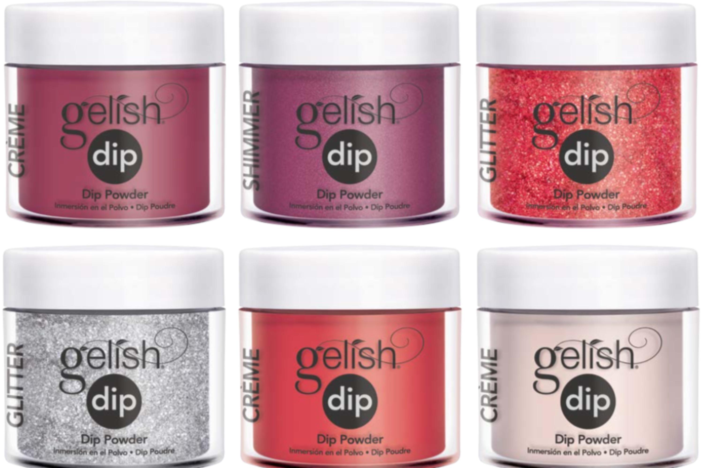 Gelish Dip Powder Forever Fabulous AW18