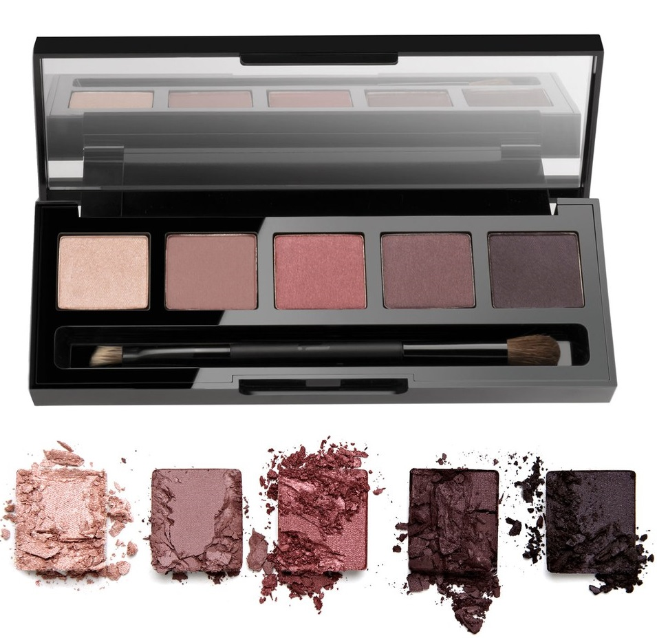 HD Brows Eyeshadow Palette in Vamp BeautyandHairdressing