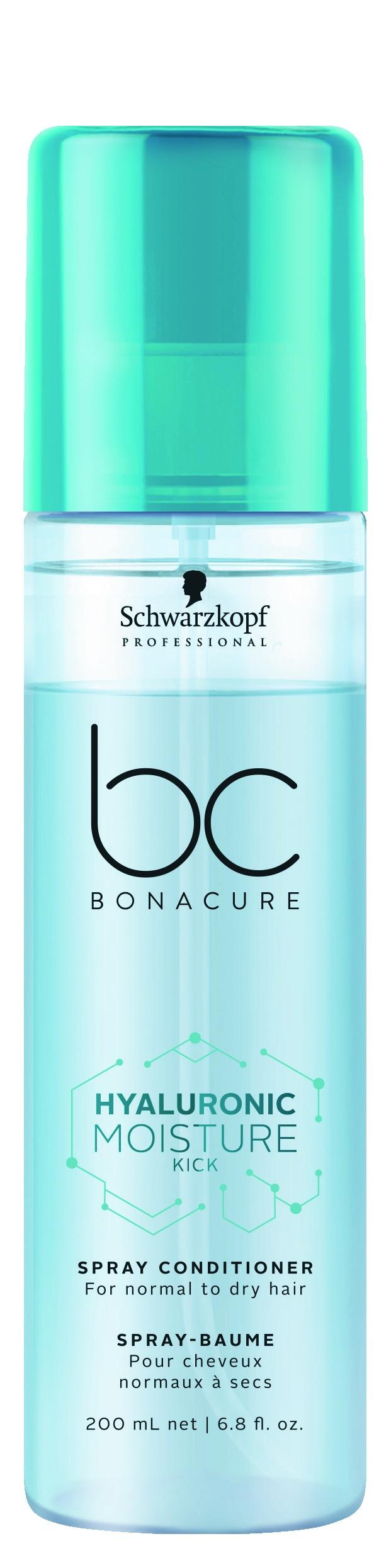 Schwarzkopf Hyaluronic Moisture Kick Spray Conditioner