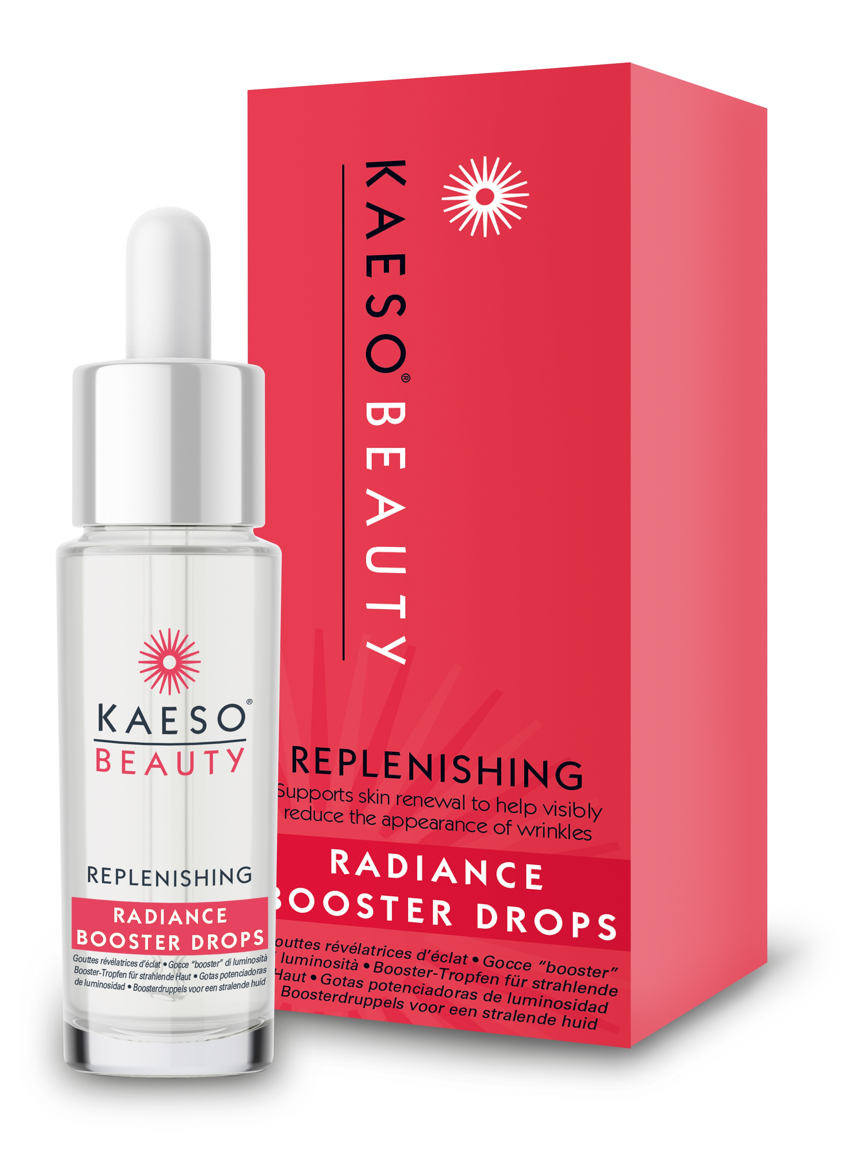 Kaeso Radiance Booster Drops