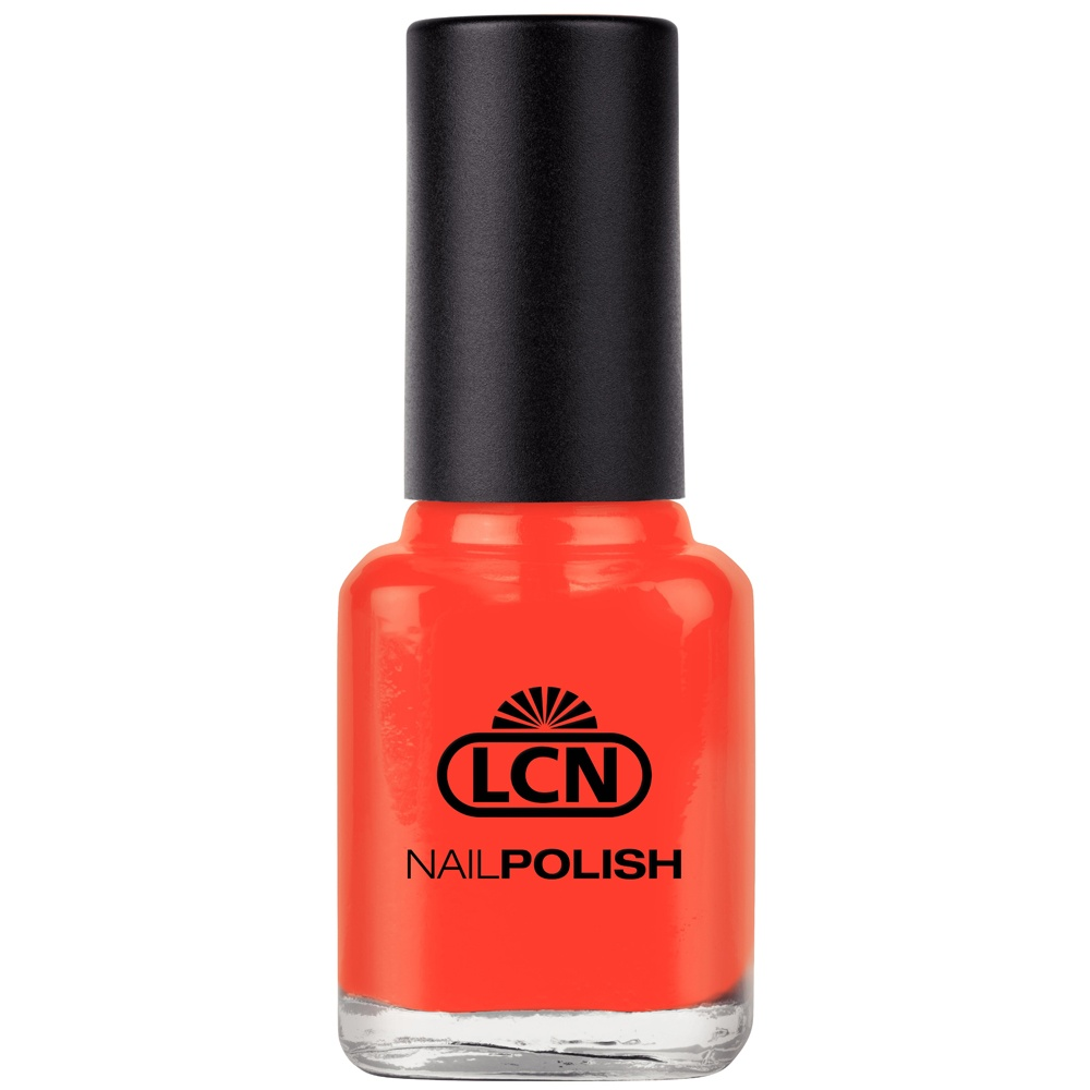 LCN Do You Speak Coral Nail Polish
