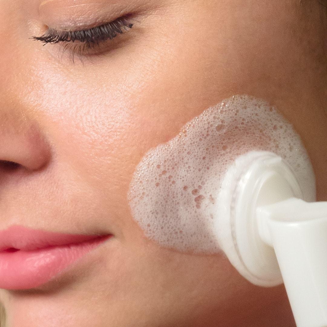Callyssee Macchiato Foaming Facial Scrubber