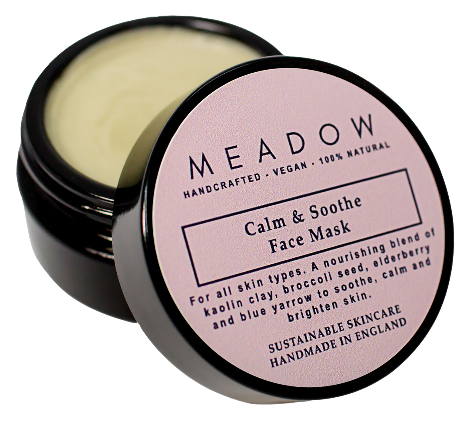 Meadow Skincare Calm Soothe Face Mask