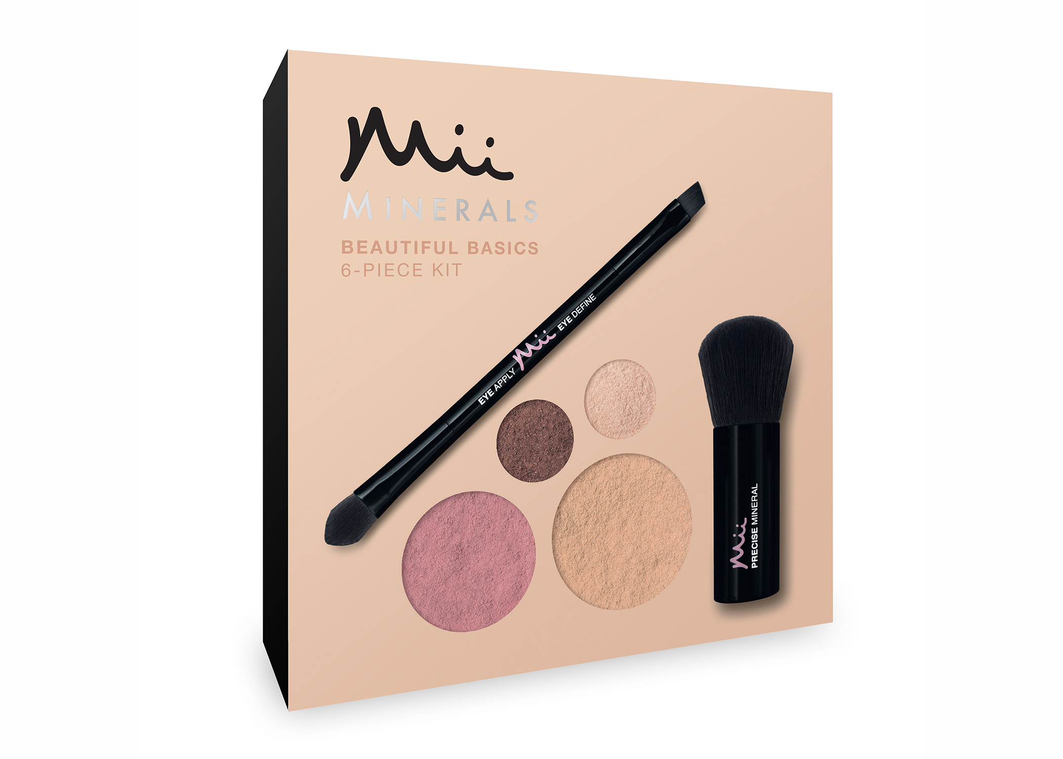 Mii Minerals Beautiful Basics Kit