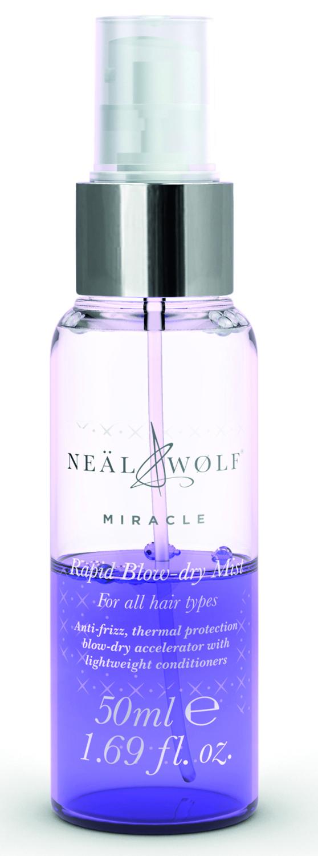 Neäl & Wølf Miracle Blow-Dry Mist