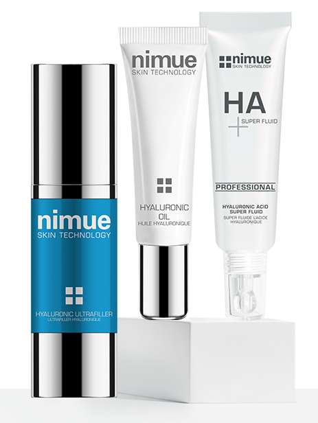 Nimue Dry & Dehydrated Skincare Collection