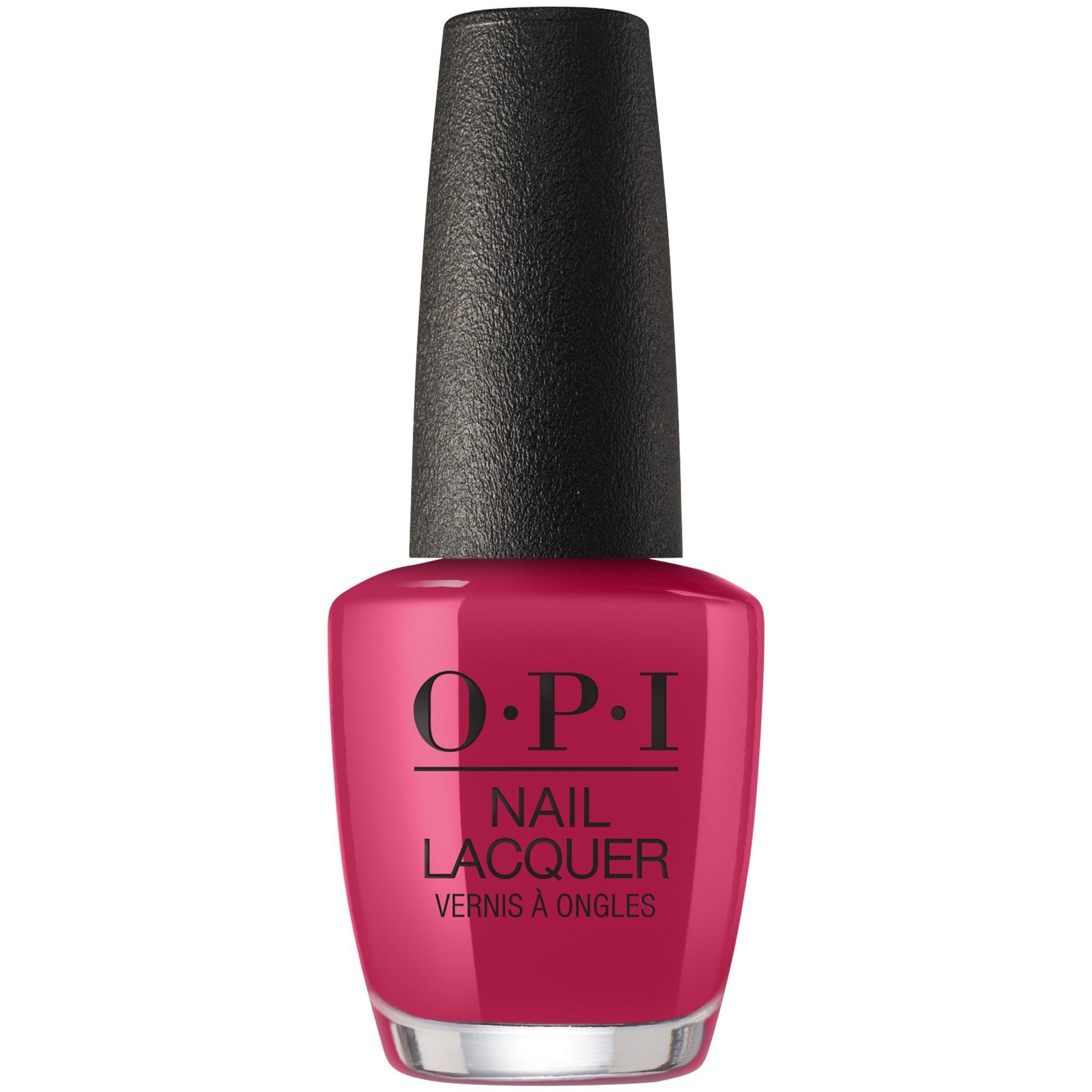 OPI Nutcracker Candied Kingdom nail polish BeautyandHairdressing