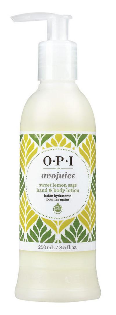 OPI Avojuice Sweet Lemon Sage