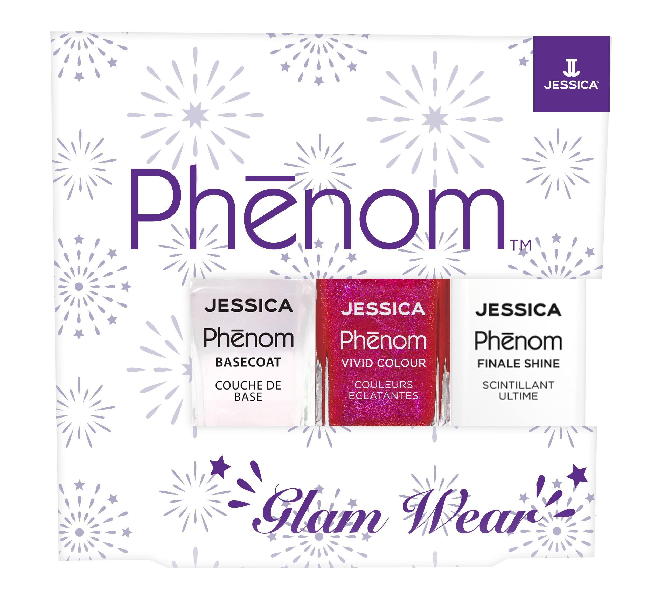 Jessica Phenom Glam Wear BeautyandHairdressing