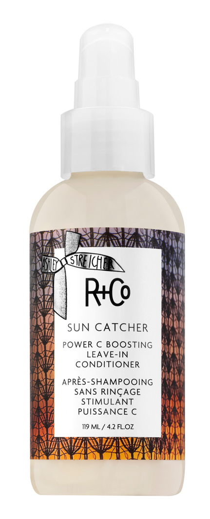 R+Co Suncatcher Power C Boosting Leave-In Conditioner