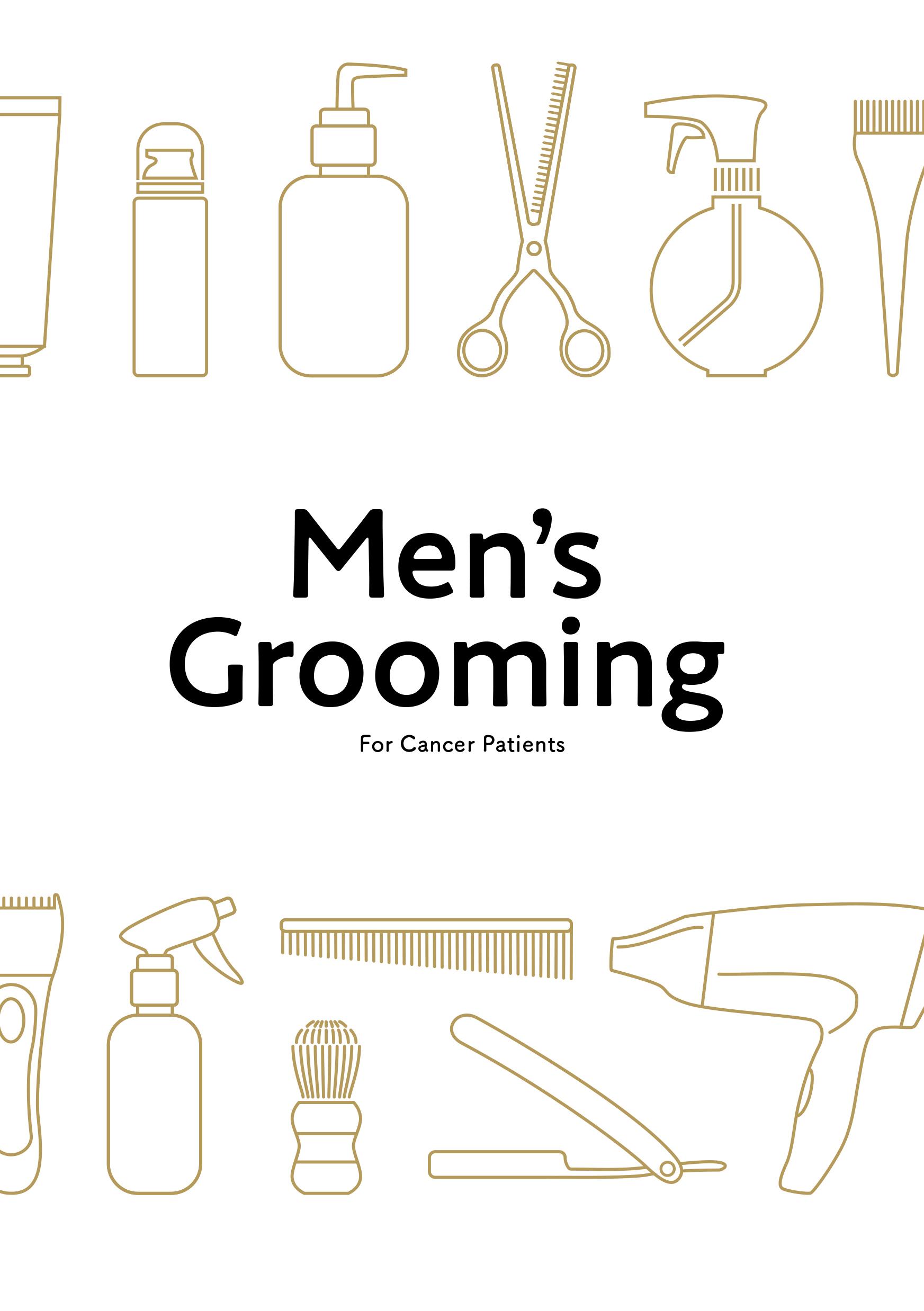 Shisheido Men's Grooming For Cancer Patients