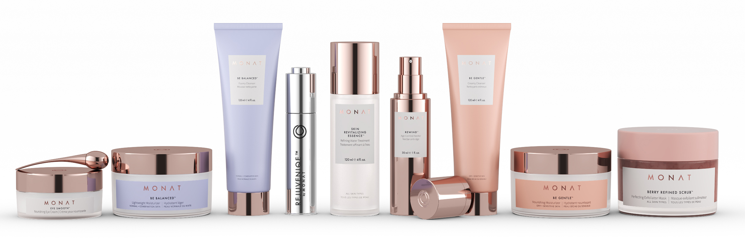 Monat S New Skincare Range Launches In Uk