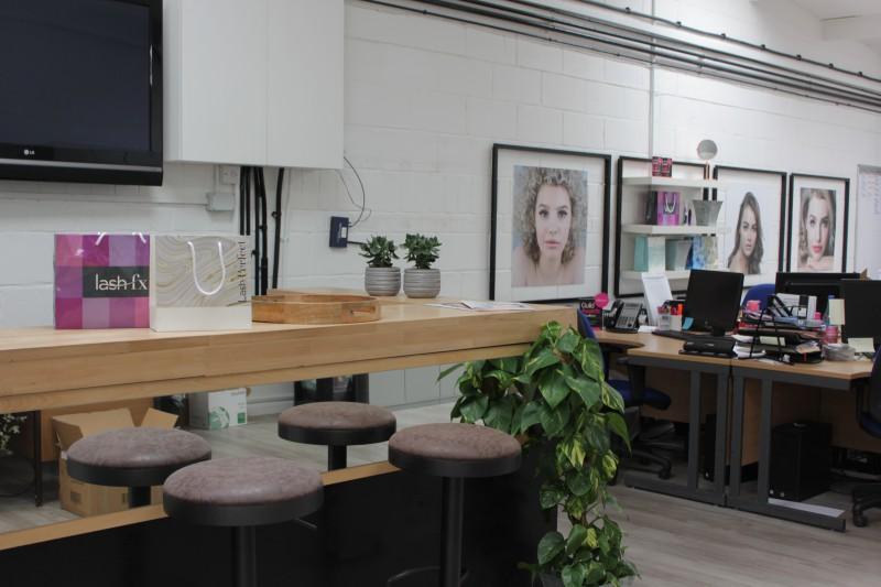 92c13623d71 Eyelash Design Co. move to new Essex HQ