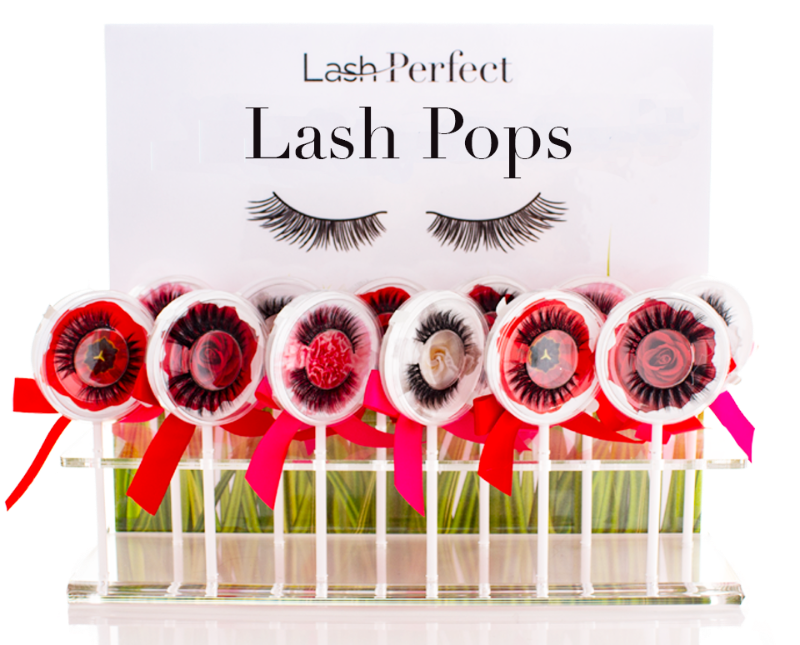 Lash Perfect Lash Pops strip eyelashes