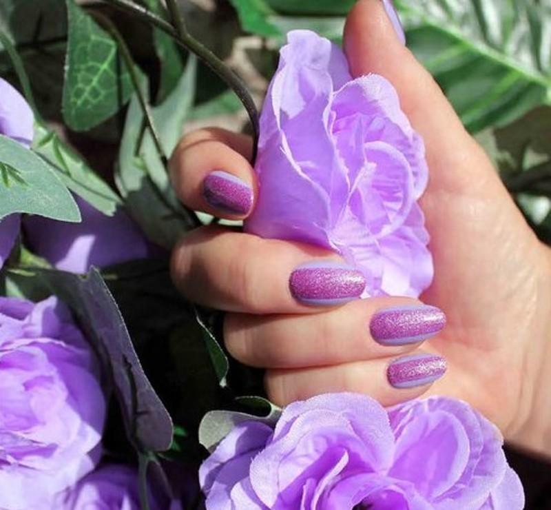 Bio Sculpture unveil new purple Evo gel polishes