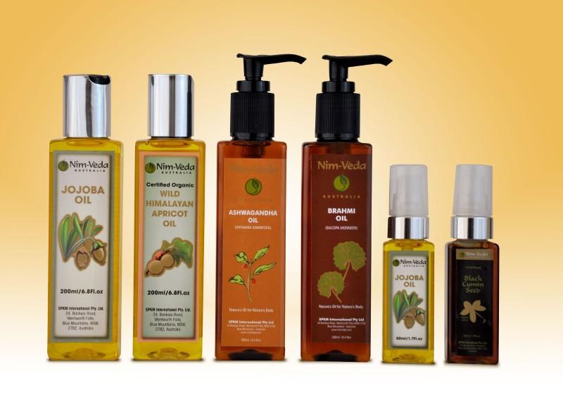 Natural hair and skincare using organic Neem oil