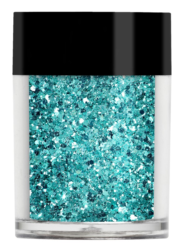 Lecenté Spring Collection Ocean Spray Multi Glitz