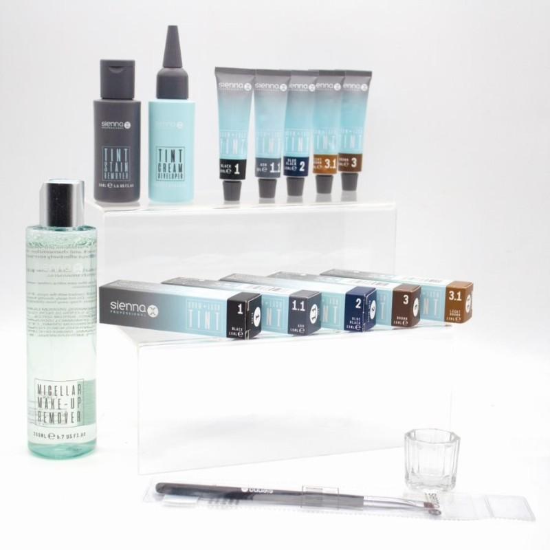 Sienna X Tint Essentials Collection