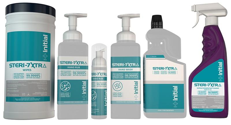 Initial Medical Steri-7 Xtra